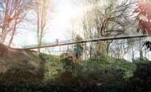 Dansk bro på Sofiero