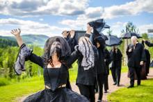 Den nya uppsättningen av Vildhussen i Döda Fallet har blivit en succé!