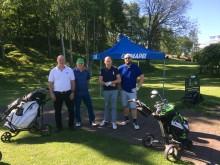 Mapei Open på St. Jörgens golfbana