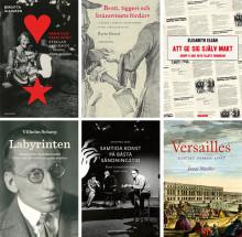 Vårens föreläsningar: Feministisk kamp, Versailles och konst på tv