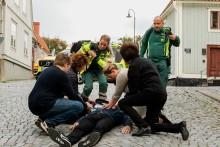 Region Västmanland inför SMS-livräddning