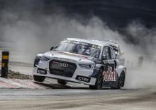 Audi Sport går in rallycross och satsar på Mattias Ekströms team EKS
