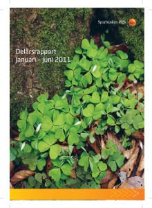 Delårsrapport 2011