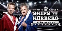 Skifs vs Körberg, 50 år senare. Gästar Scandinavium 21/1 2017
