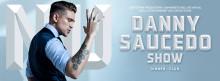 NU efter 10 år som artist blir Danny Saucedo först i sin generation med egen show på Hamburger Börs
