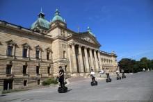 """Mit dem """"Stadtstromer"""" Leipzigs schönste Seiten auf dem Segway erkunden"""