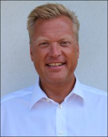 Ny försäljningschef på Norgips