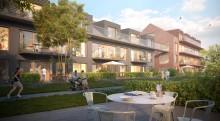 Staffanstorp får flerbostadshus  med småhuskaraktär i det nya området Vikhem