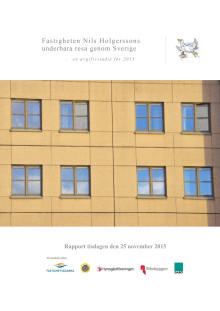 Avgiftsrapport 2015 - Nils Holgersson undersökningen.