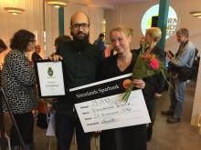 Sörmländsk tempeh vann Matverk Sörmland 2017