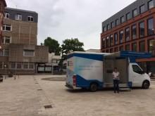 Beratungsmobil der Unabhängigen Patientenberatung kommt am 12. Januar nach Limburg a. d. Lahn.