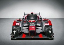 Den nye Audi R18