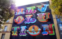 Världsnamn klara för gatukonstfestivalen ARTSCAPE 2016