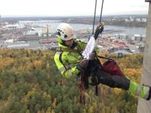 Klätterservice är årets företagare i Höganäs