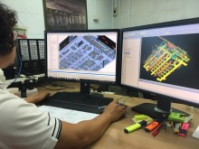 ​PDMS/E3D Plug-in improves quality of light planning for the Johan Sverdrup platform