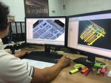 PDMS/E3D Plug-in improves quality of light planning for the Johan Sverdrup platform