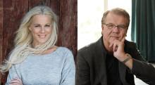 Malena Ernman & Lasse Berghagen – Julen är nära, på turné med start i november