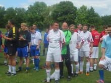 Benefiz-Fussball-Turnier des Vereins Elternhilfe für krebskranke Kinder e.V. Leipzig