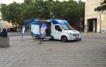 Beratungsmobil der Unabhängigen Patientenberatung kommt am 27. Februar nach Jena.