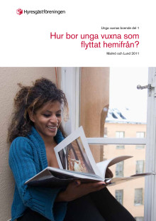 Allt fler unga i Malmö och Lund bor otryggt