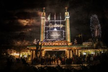 Halloween at Liseberg sets new record