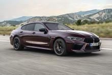 Här är nya BMW M8 Competition Gran Coupé
