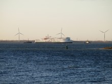 På vej mod grønnere færgefart