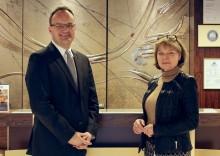 Neuer Direktor im Maritim Hotel Bad Salzuflen: Oliver Risse zurück im Staatsbad