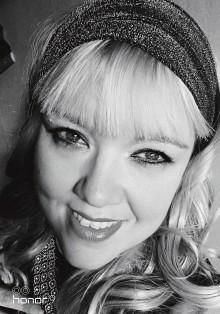 Jessica Johansson från Växjö pryder Arlandas väggar