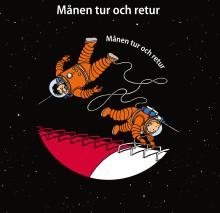 """Exklusiv Jubileumsvinyl för Tintins """"Månen tur och retur""""'"""