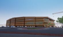 Tyréns gestaltar Lerums nya idrottshall