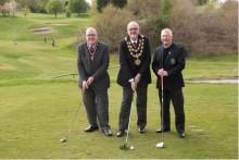 Golfers back Mayor of Bury's charity tournament