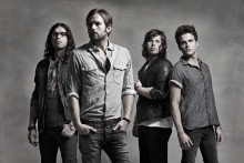 "Kings of Leon tillbaka med nya albumet ""Mechanical Bull"" den 20 september"