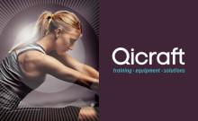 """Svensk Motion och Fitness AB """"Technogym Sverige"""" blir Qicraft"""