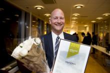 Årets konsulent er Christian Busch, Sopra Steria