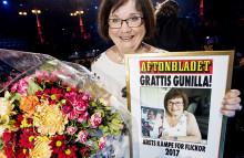 Svenska Hjältar: Gunilla Ek Årets kämpe för flickor för sitt arbete mot könsstympning
