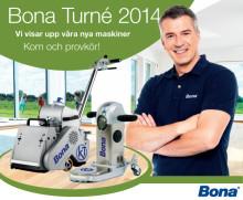 Dags för årets upplaga av Bona Turné!