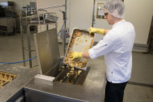 Ny kvarn förvandlar matavfall till biogas