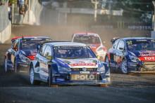 Dubbla pallplatser för Volkswagen i rallycross-VM i Kanada
