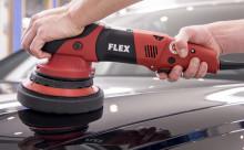 Ny efterlängtad polermaskin från FLEX äntrar scenen