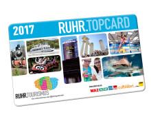 RUHR.TOPCARD Frühjahrsaktion 2017: Gratis in den Freizeitpark