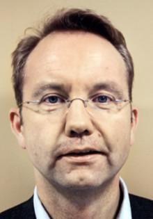 Björn Eriksson blir ny chef för medicin- och thoraxdivisionen