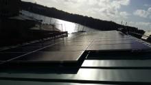Stenungsundshem miljösatsar med solceller