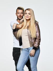 Sveriges största youtubers Jocke och Jonna kommer till Östersund