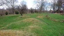 Arkeologi vid Närkes största gravfält