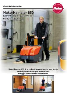 Hako Hamster 650