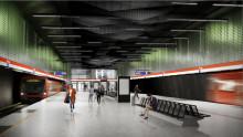 Länsimetron Kaitaan aseman rakentaa työyhteenliittymä YIT-Are