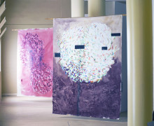 Martin Gustavsson visas i två utställningar på Konstakademien