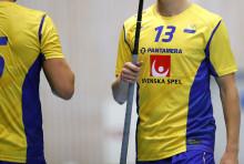 Här är U19-herrlandslagets trupp till Euro Floorball Tour