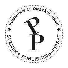 De kan vinna Svenska Publishing-Priset 2015